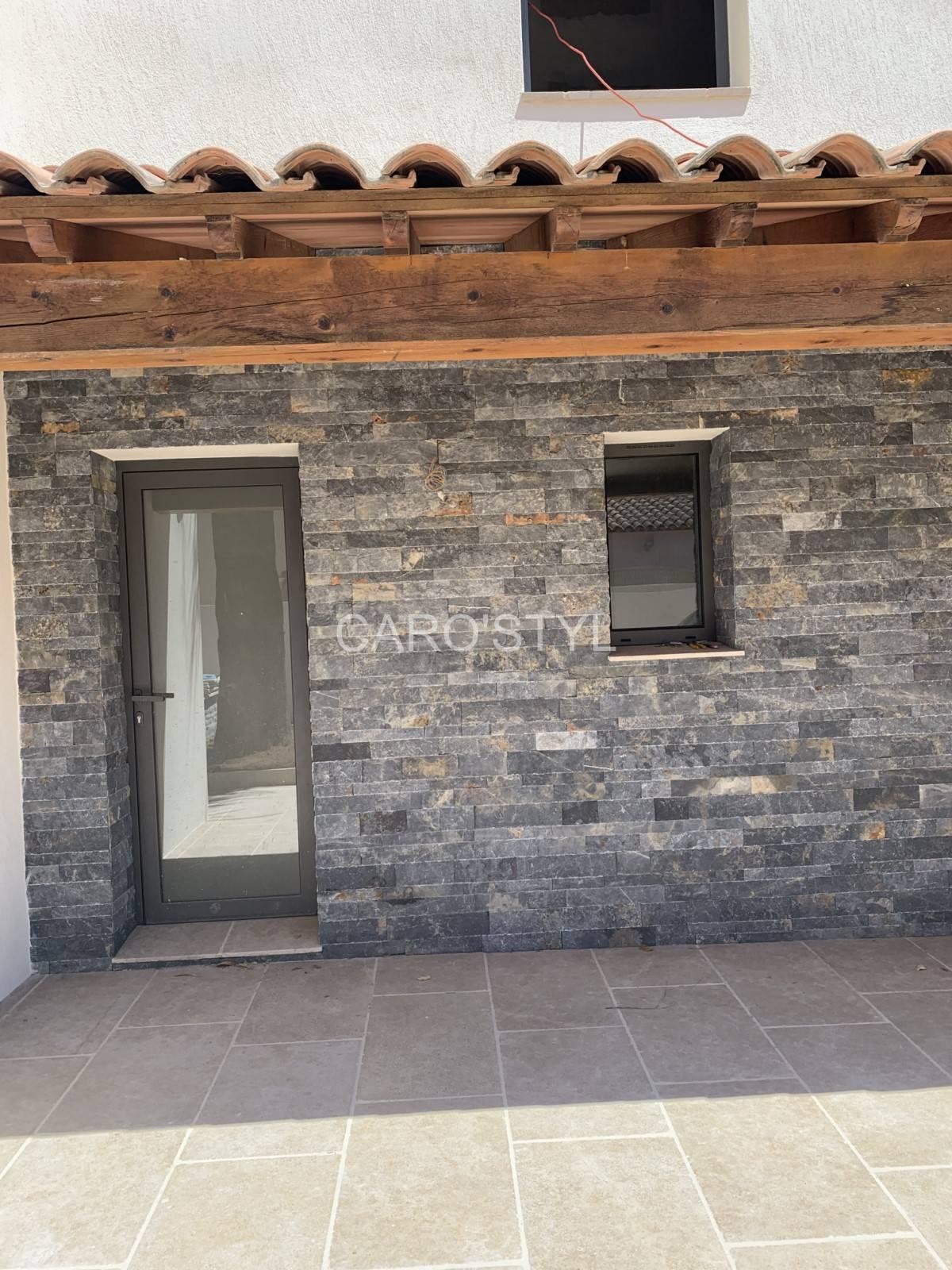 Idee Deco Pierre De Parement Interieur dernière rentrée, notre nouvelle pierre de parement