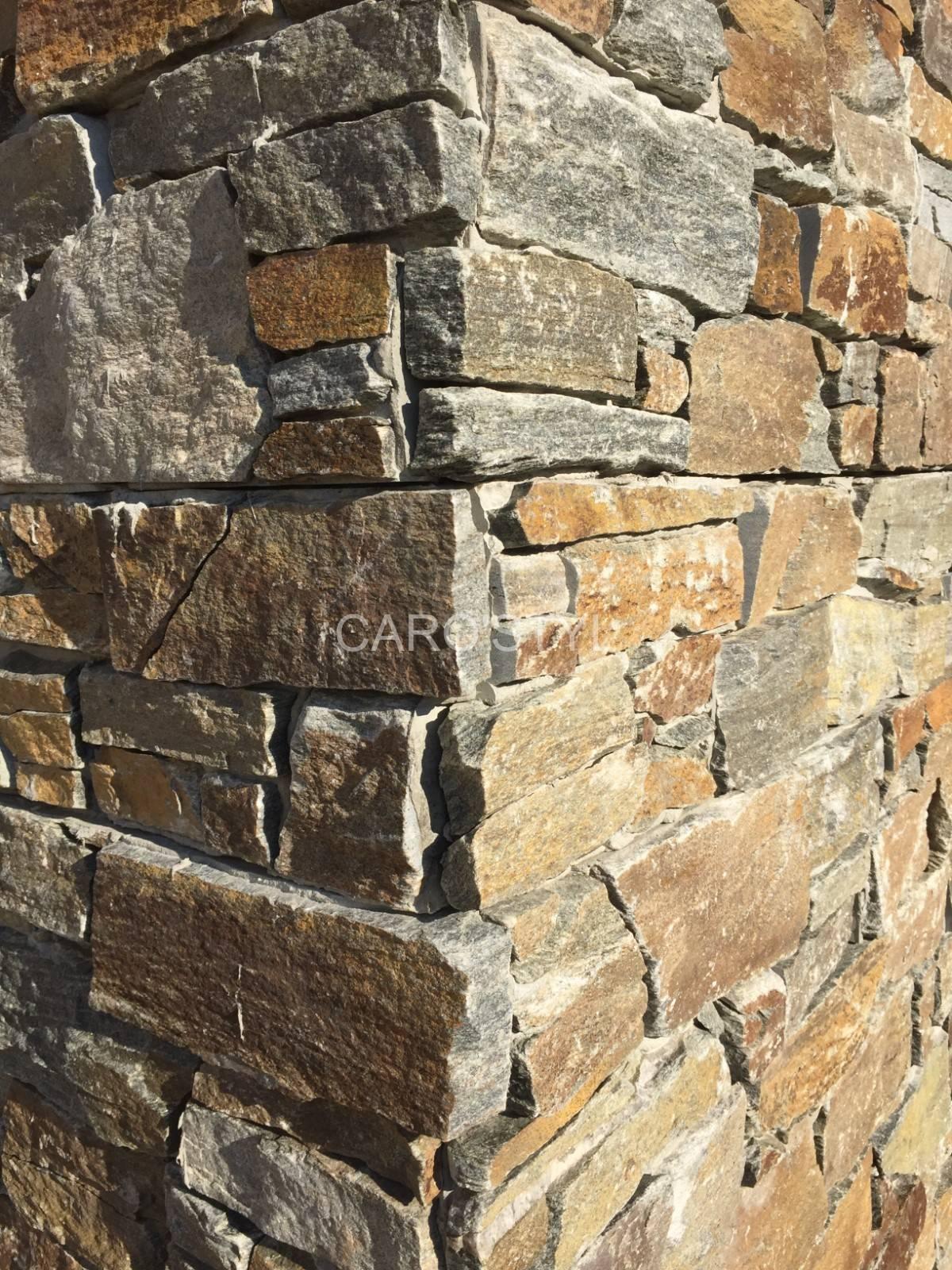 Pierre Naturelle Pour Facade les murs extérieurs se parent de pierre de parement